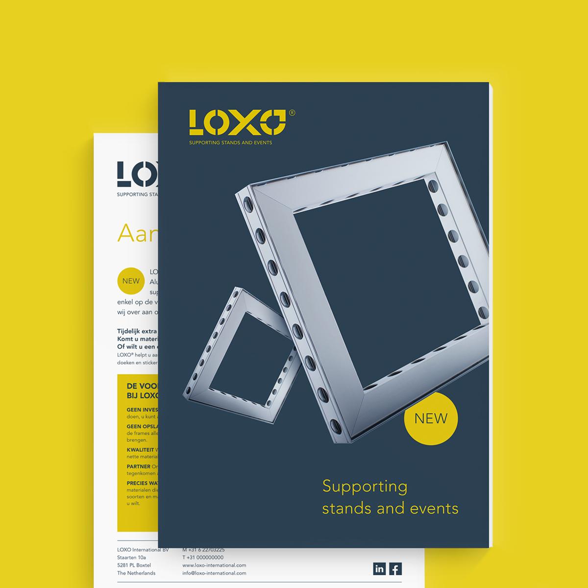 Flyer Loxo International