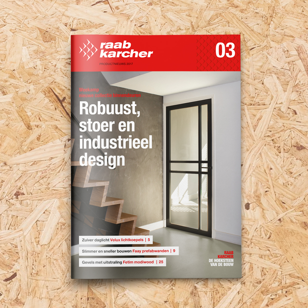 Product magazine Raab Karcher