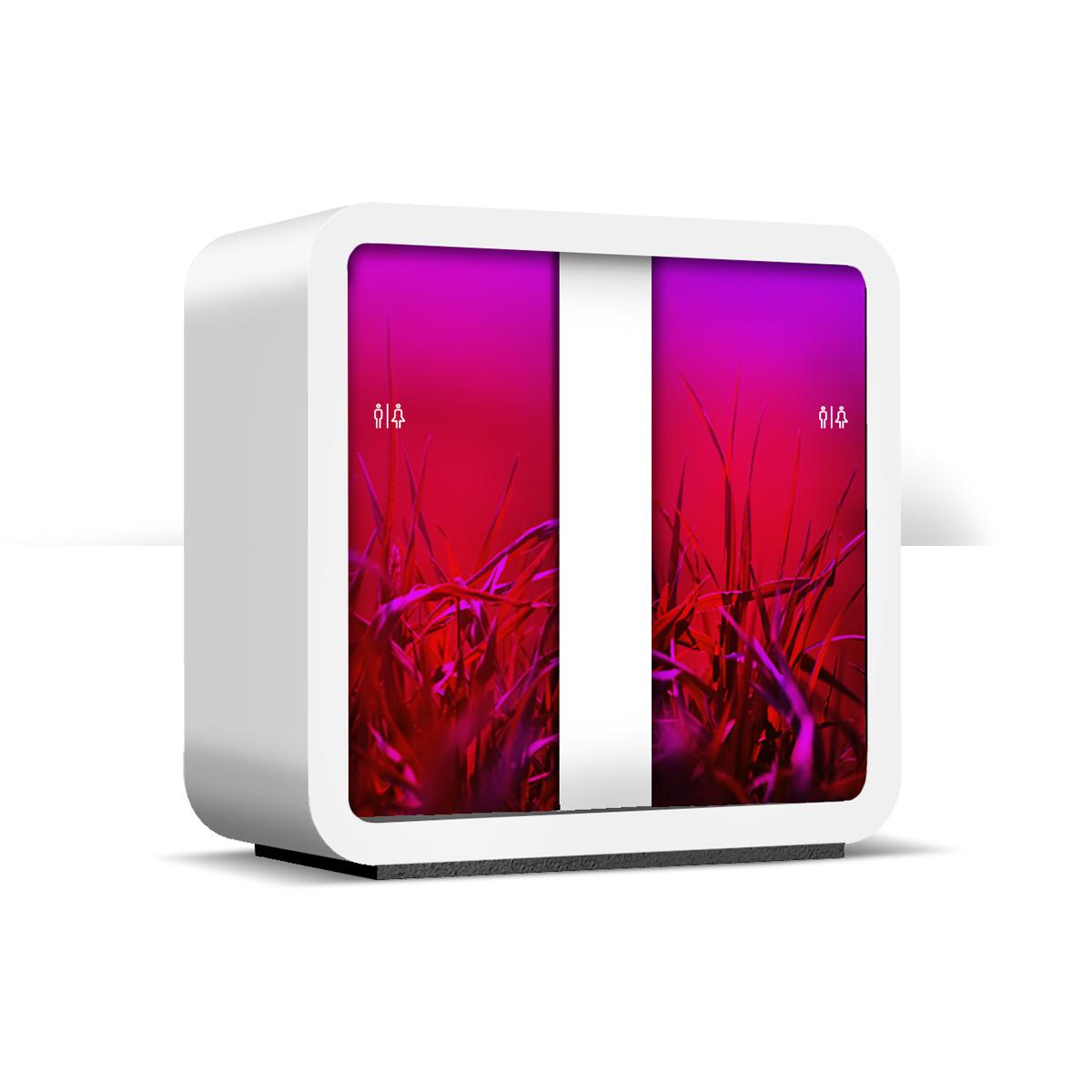 Visual T-cube Van Overbeek