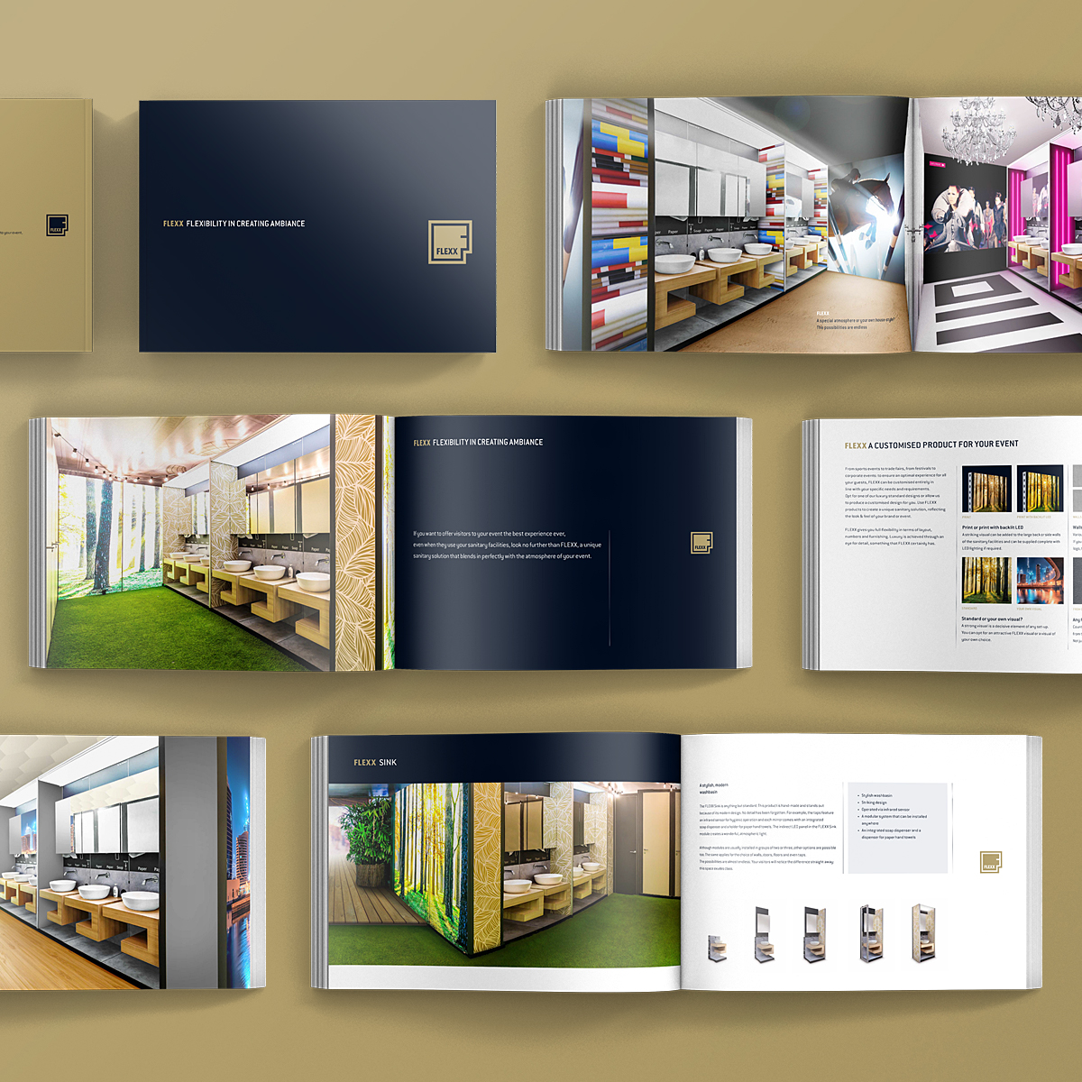 Brochure flexx